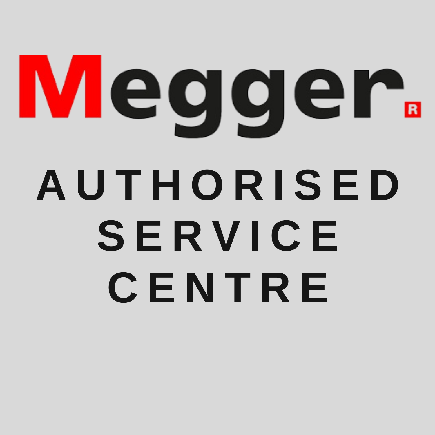 Megger Authorised Service Centre