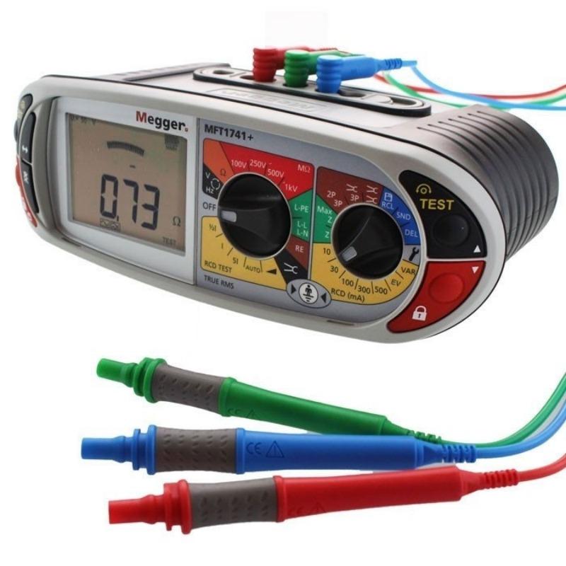 Megger MFT1741+ Multifunction Tester