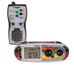 Megger MFT1741 PLUS Multifunction Tester EVCA210-UK EV EVSE KIT