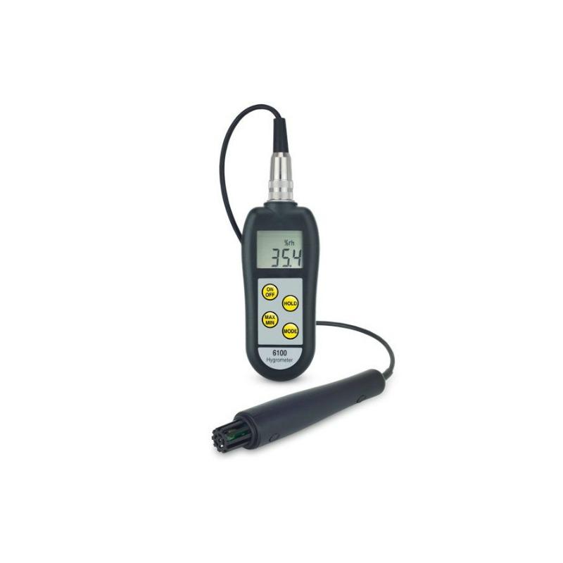 ETI 6000 Series Therma Hygrometers