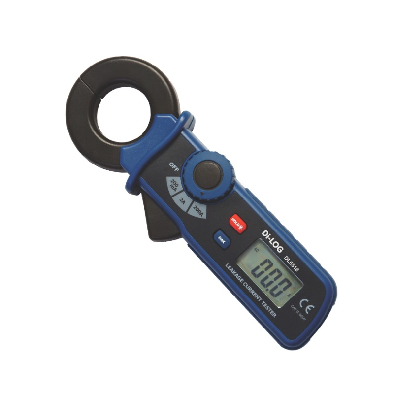 Di-Log DL6518 Leakage Clamp Meter