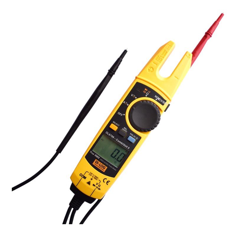 Di-Log DL6799 CombiVolt 5 Voltage, Continuity & Current Tester