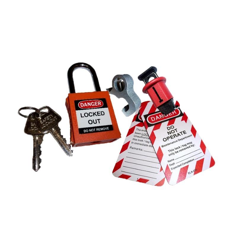 Di-Log DLLOC1 Personal Lockout Kit
