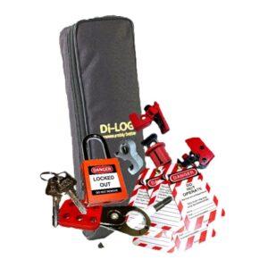 Di-Log DLLOC3 Professional Lockout Kit