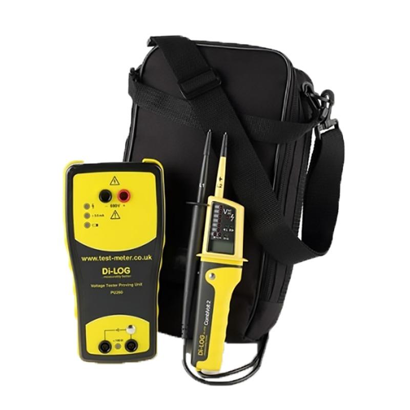 Di-Log DLPK2 Proving Unit & Voltage Tester Kit
