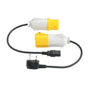 Kewtech EL110PATKIT Adapter Kit