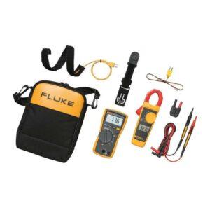 Fluke 116 Multimeter and 323 Clamp Meter Combo Kit