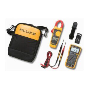 Fluke 117/323 Electrician's Multimeter Combo Kit