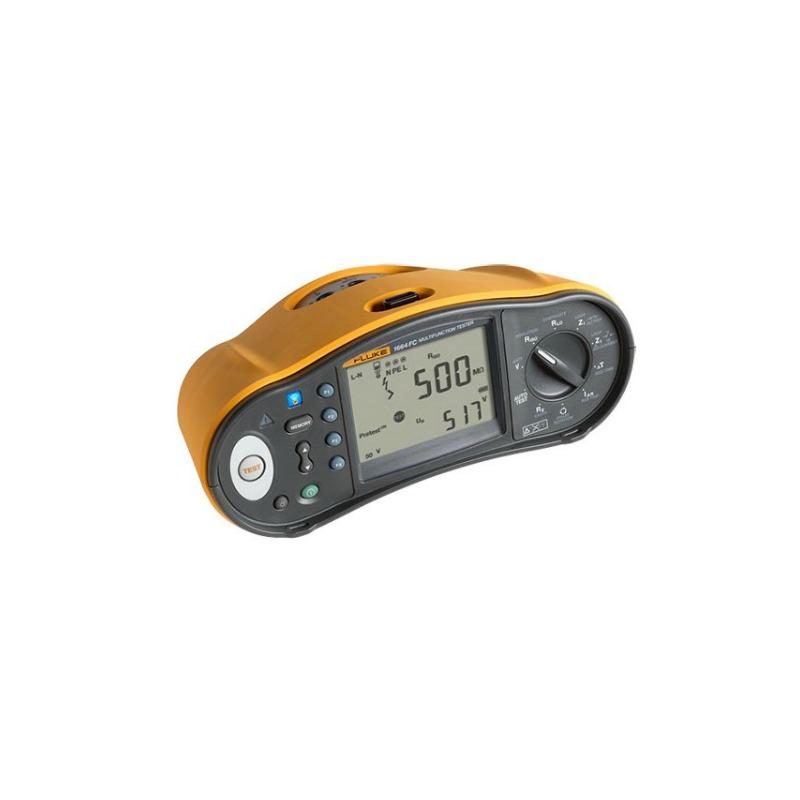 Fluke 1664FC Multifunction Tester