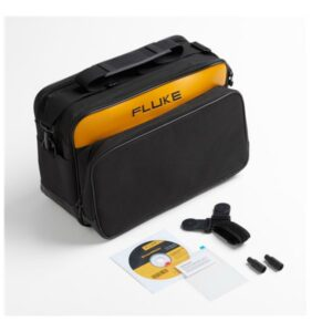 Fluke SCC120B ScopeMeter Software Carry Case Kit