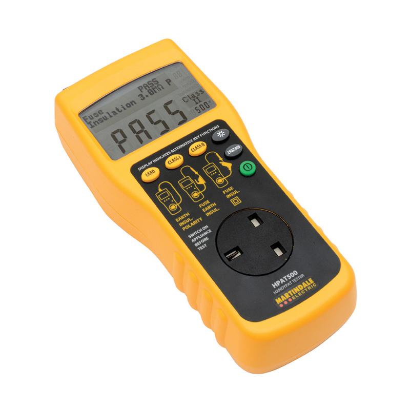 Martindale HPAT500/2 HandyPAT PAT Tester