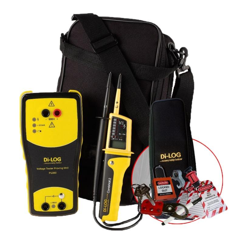Di-Log ISOPK2 Full Safe Isolation Kit