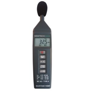 Kewtech KEW325 Sound Level Meter