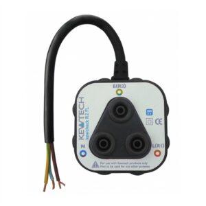 Kewtech KEWCHECK R2FL Socket Testing Adapter