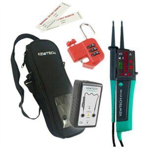 Kewtech KEWIS02 Safety Isolation Kit