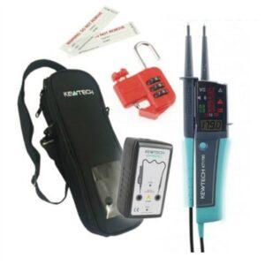 Kewtech KEWIS03 Safety Isolation Kit