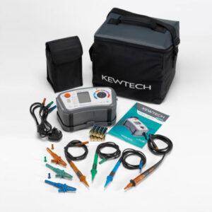 Kewtech KT64DL Multifunction Tester