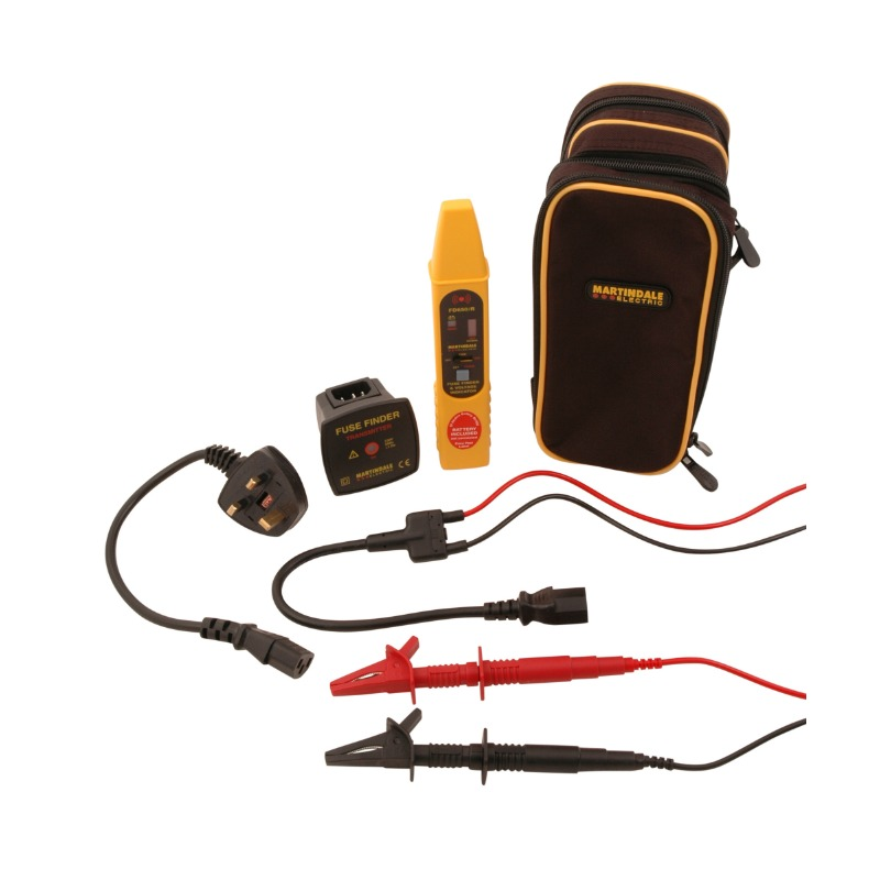 Martindale FD650 Digital Fuse Finder Kit