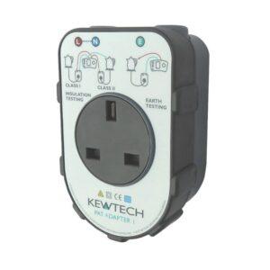 Kewtech PATADAPTER1 Portable Appliance Adapter Box