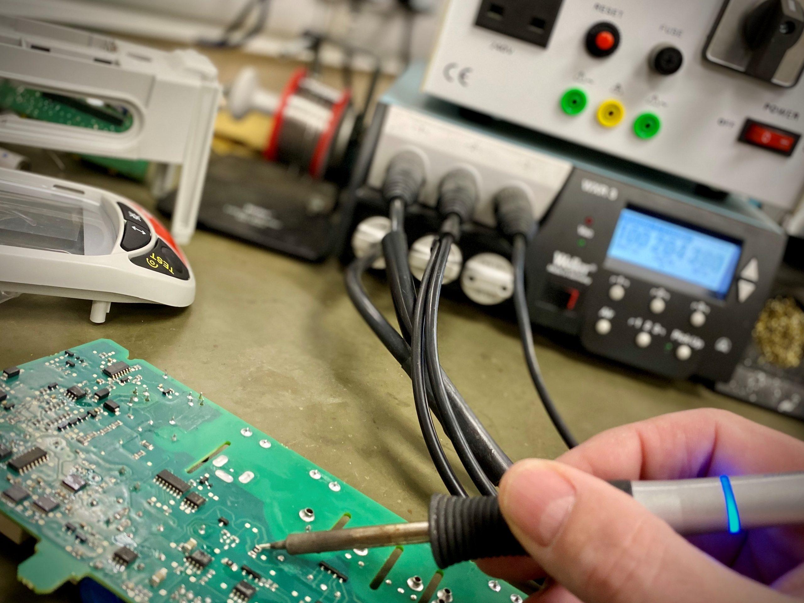 megger MFT1720 repair