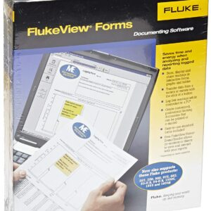 Fluke FlukeView Forms Basic Software + IR USB Cable