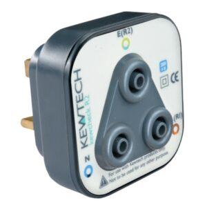 Kewtech KEWCHECK R2 Socket Testing Adapter
