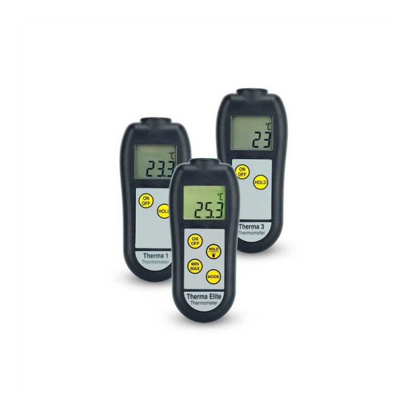 ETI Industrial Thermometers Therma 1, 3 & Elite