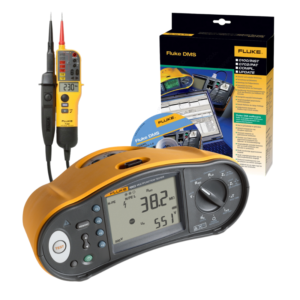 Fluke 1663 Multifunction Tester / T130 / DMS Software Set