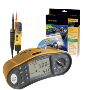 Fluke 1664 T150 & DMS Software