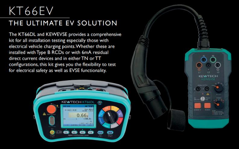 KT66EV Ultimate Solution