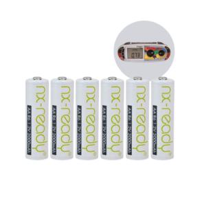Megger MFT 173x/174x series replacement batteries