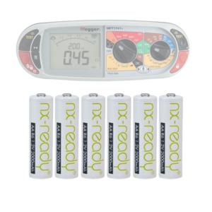 Megger MFT17xx NIMH Batteries