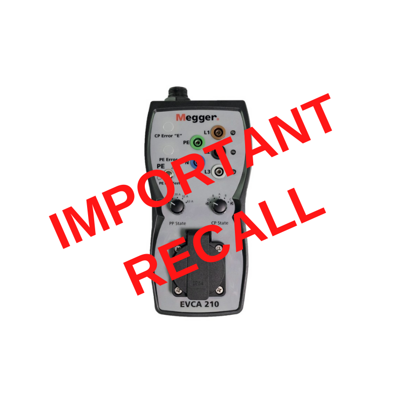 EVCA-210 Important Recall